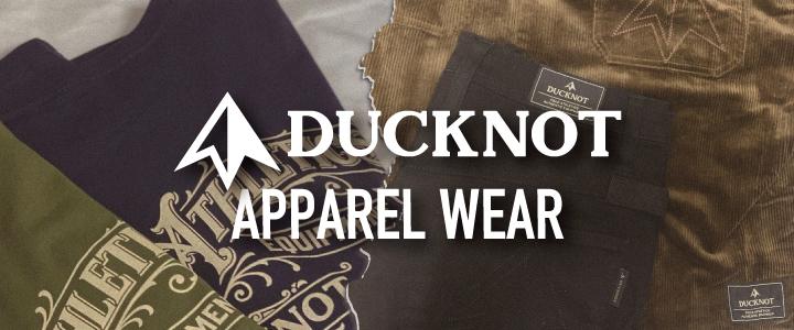 DUCKNOT apparel