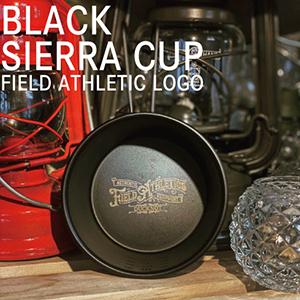 ブラックシェラカップ フィールドアスレチックロゴ