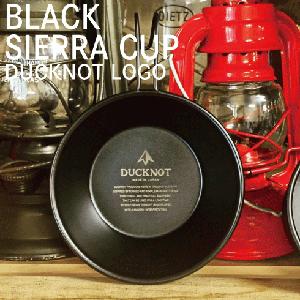 ブラックシェラカップ DUCKNOT ロゴ
