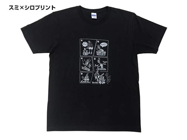 BEAT CAMP コミックス火付け編Tシャツ