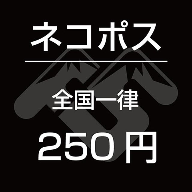 送料 ネコポス 全国一律250円