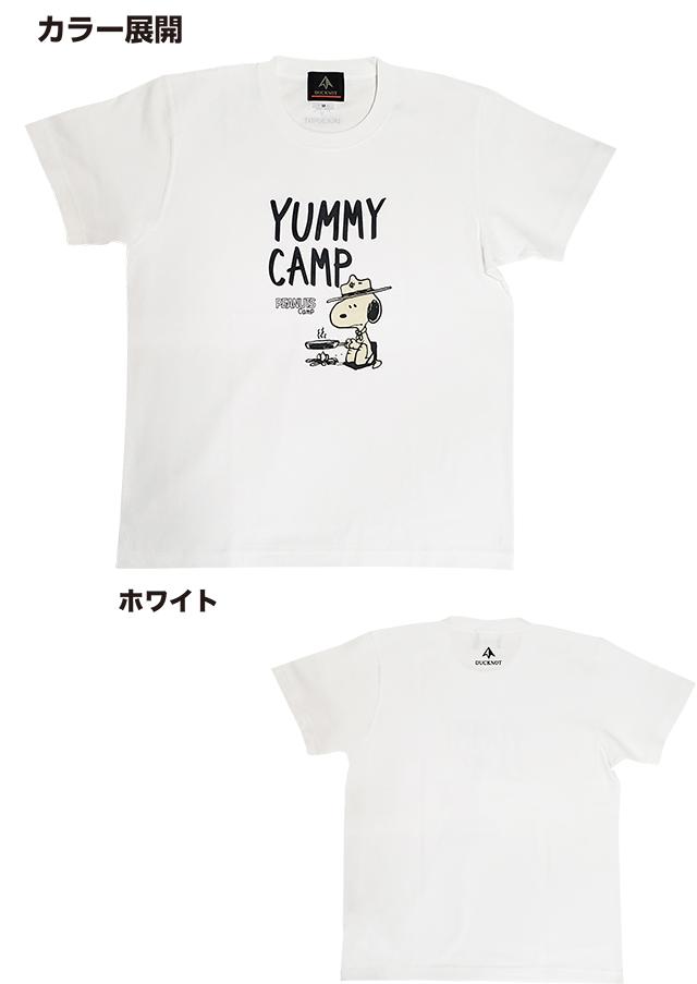 スヌーピースキレット Tシャツ